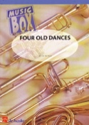 Four old dances - music box - Jan Van der Roost - laflutedepan.com