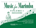 Music For Marimba Volume 1 Partition Marimba - laflutedepan.com