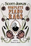 Complete Piano Rags Scott Joplin Partition Jazz - laflutedepan.com