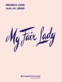 My Fair Lady - Vocal Score Frederick Loewe Partition laflutedepan.com