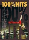 100% hits volume 4 Partition Chansons françaises - laflutedepan.com
