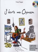 J' Ecris Ma Chanson Yves Feger Partition Harmonie - laflutedepan.com