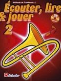 Écouter Lire et Jouer - Méthode Volume 2 - Trombone laflutedepan.com