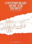 Contemporary Music For Trumpet - Partition - laflutedepan.com