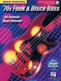 '70 Funk & Disco Bass Des Près Josquin Partition laflutedepan.com