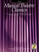 Musical Theatre Classics Ténor Partition laflutedepan.com