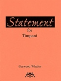 Statement Garwood Whaley Partition Timbales - laflutedepan.com
