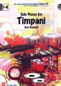 Solos Pieces For Timpani Gert Bomhof Partition laflutedepan.com