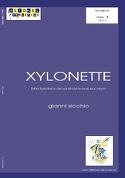 Xylonette - Gianni Sicchio - Partition - Xylophone - laflutedepan.com