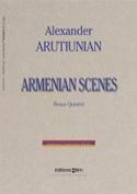 Armenian Scenes - Alexander Arutiunian - Partition - laflutedepan.com
