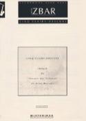 5 Clairs-Obscurs - Michel Zbar - Partition - laflutedepan.com