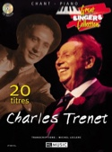 20 Titres Chant Piano Charles Trenet Partition laflutedepan.com