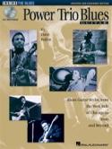 Power Trio Blues Guitar Dave Rubin Partition laflutedepan.com