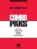 Jazz Combo Pak # 4 Partition ENSEMBLES - laflutedepan.com