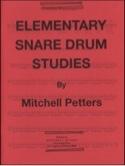 Elementary Snare Drum Studies Mitchell Peters laflutedepan.com