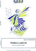 Timbalarium Amaury Vanlancker Partition Timbales - laflutedepan.com
