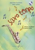 Saxo Tempo Volume 1 Partition Saxophone - laflutedepan.com