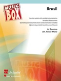 Brasil - music box Ary Barroso Partition ENSEMBLES - laflutedepan.com