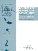 Toutes les Reprises Sont Ad Libitum Jean Geoffroy laflutedepan.com