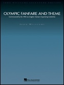 Olympic Fanfare And Theme John Williams Partition laflutedepan.com
