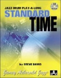 Standard Time - Jazz Drum Play-Along laflutedepan.com