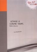 Voyage à contre-temps - Yves Baudouard - Partition - laflutedepan.com