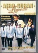 DVD - Afro-Cuban Legends - Partition - laflutedepan.com
