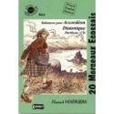 20 Morceaux Ecossais Volume 2 Florent Montauban laflutedepan.com