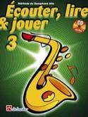 Ecouter Lire et Jouer - Méthode Volume 3 - Saxophone alto laflutedepan.com