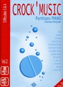 Crock' music volume 2 Partition laflutedepan.com