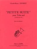 Petite Suite - Claude-Henry Joubert - Partition - laflutedepan.com