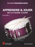 Apprendre & Jouer de la Caisse Claire Volume 1 laflutedepan.com