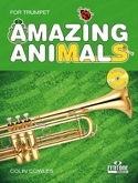 Amazing Animals Colin Cowles Partition Trompette - laflutedepan.com