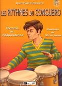 Les Rythmes du Conguero Jean-Paul Boissière Partition laflutedepan.com