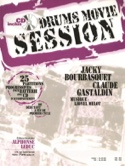Drums movie session laflutedepan.com