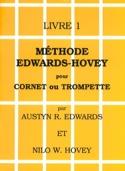 Méthode Livre 1 Edwards - Hovey Partition Trompette - laflutedepan.com