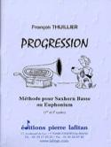 Progression François Thuillier Partition Tuba - laflutedepan.com