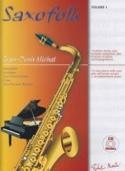 Saxofolk Volume 1 Partition Saxophone - laflutedepan.com