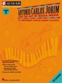 Jazz play-along volume 8 - A.C. Jobim And The Art Of Bossa Nova laflutedepan.com
