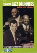 DVD - Classic Jazz Drummers Swing And Beyond laflutedepan.com