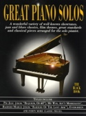 Great piano solos - The black book - Partition - laflutedepan.com