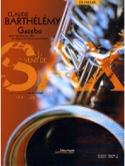 Gazébo Claude Barthélémy Partition Saxophone - laflutedepan.com