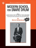 Modern School For Snare Drum Morris Goldenberg laflutedepan.com