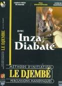 DVD - Le Djembé Inza Diabaté Partition laflutedepan.com