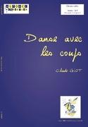 Danse Avec les Coups Claude Giot Partition laflutedepan.com