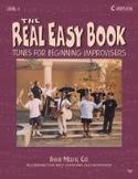 The Real Easy Book Volume 1 Partition Jazz - laflutedepan.com
