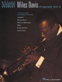 Originals Volume 2 - Miles Davis - Partition - laflutedepan.com