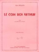 Le Cow Boy Arthur Marc Bollen Partition Xylophone - laflutedepan.com