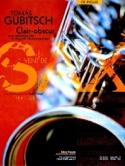Clair-Obscur Thomas Gubitsch Partition Saxophone - laflutedepan.com