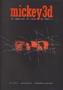 15 Chansons de Rien du Tout Mickey 3d Partition laflutedepan.com
